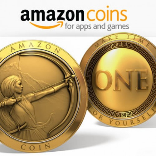 Amazon offering up to 25% off Amazon Coins
