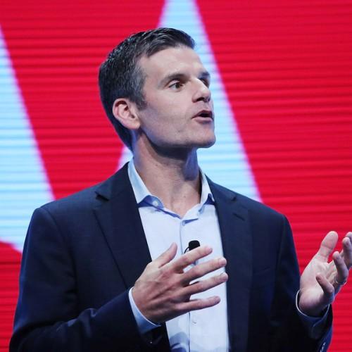 Dropbox hires Motorola CEO Dennis Woodside