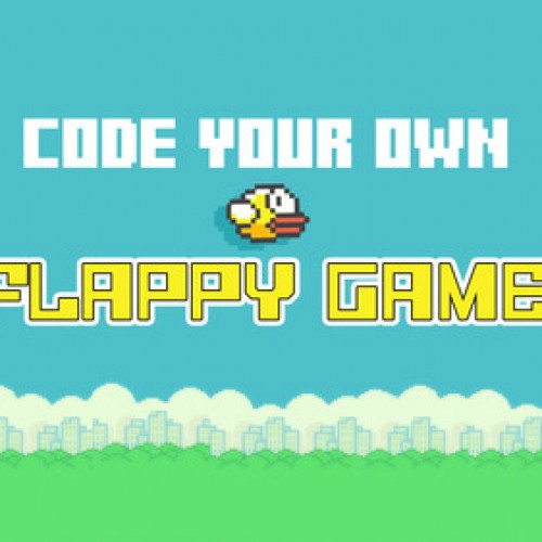 Create your own Flappy Bird-style game with Code.org