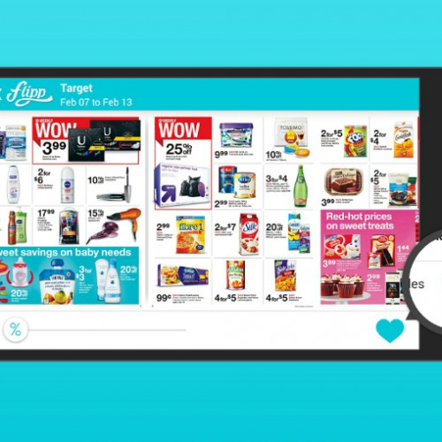 Browse flyers and weekly ads from 300+ retailers with Flipp [App of the Day]