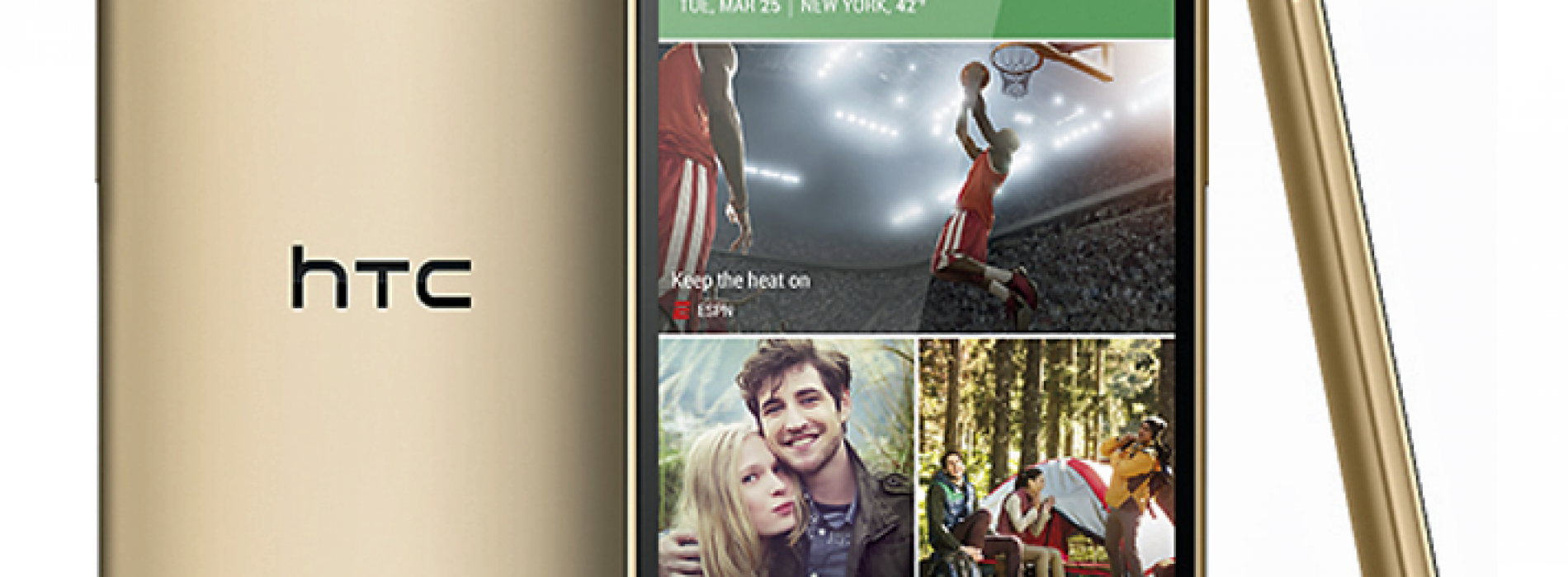 "Get the look of the ""All New HTC One"" with these wallpapers and sounds"
