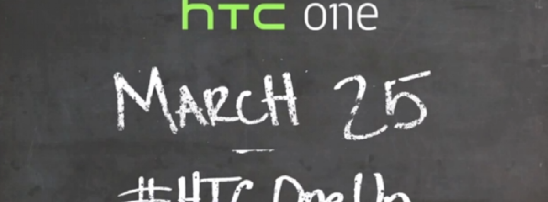 HTC teases the 'all new HTC One' in official video
