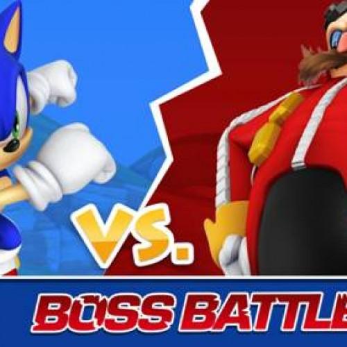 Dr. Eggman joins endless runner Sonic Dash