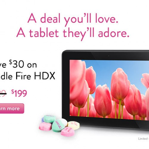 Amazon shaves up to$80 off Kindle Fire and Kindle Fire HDX models