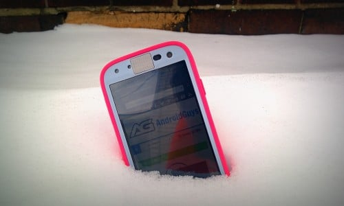OtterBox Preserver case for Galaxy S4 review