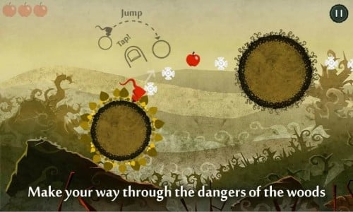 TA: Little Red Riding Hood is a gorgeous game with familiar characters (App of the Day)
