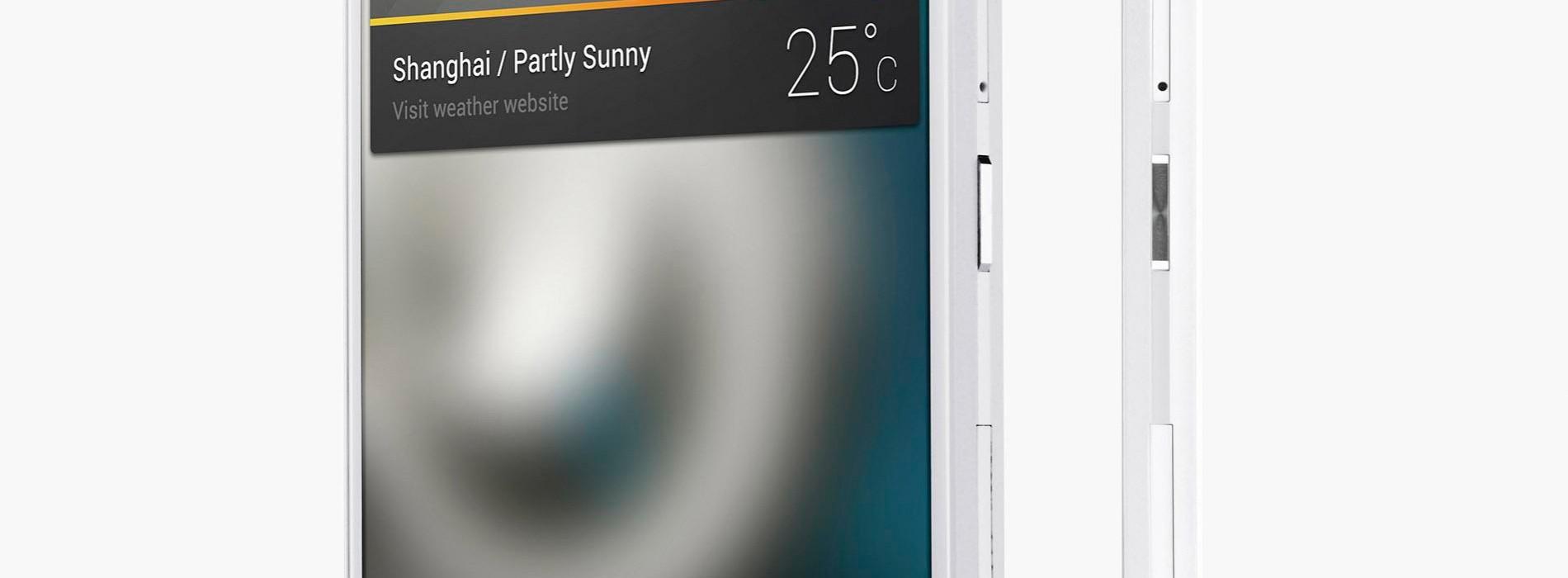 ZTE shows off 6-inch Grand Memo II LTE