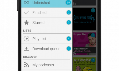 uPod, an Android podcast player worthy of your attention [App of the Day]