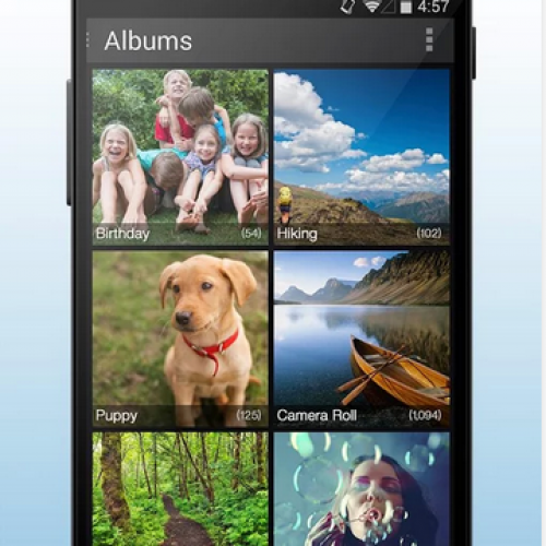Amazon Cloud Drive Photos app re-designed