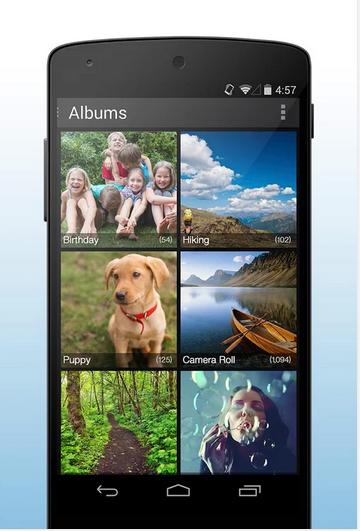 Amazon CLoud Drive Photos App