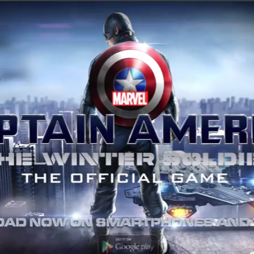 Captain America: The Winter Soldier now available