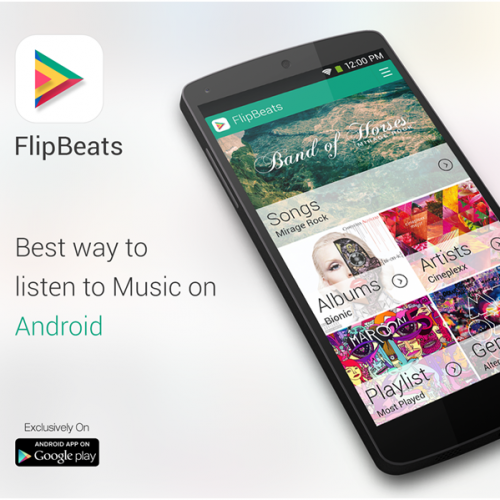 FlipBeats, getting the most out of your music [App of the Day]