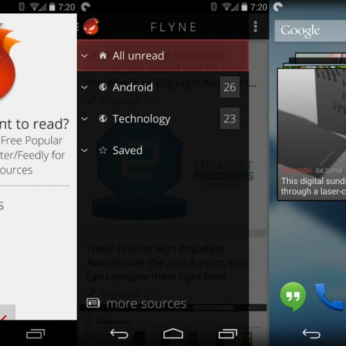 Flyne lets you read offline! (App of the Day)