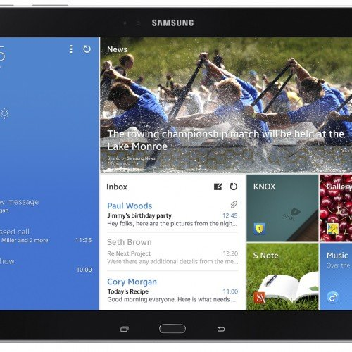 UPDATE: Samsung finally patches Galaxy Note Pro 12.2; users rejoice