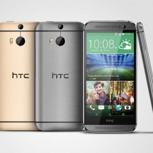HTC One M8s launched in Europe