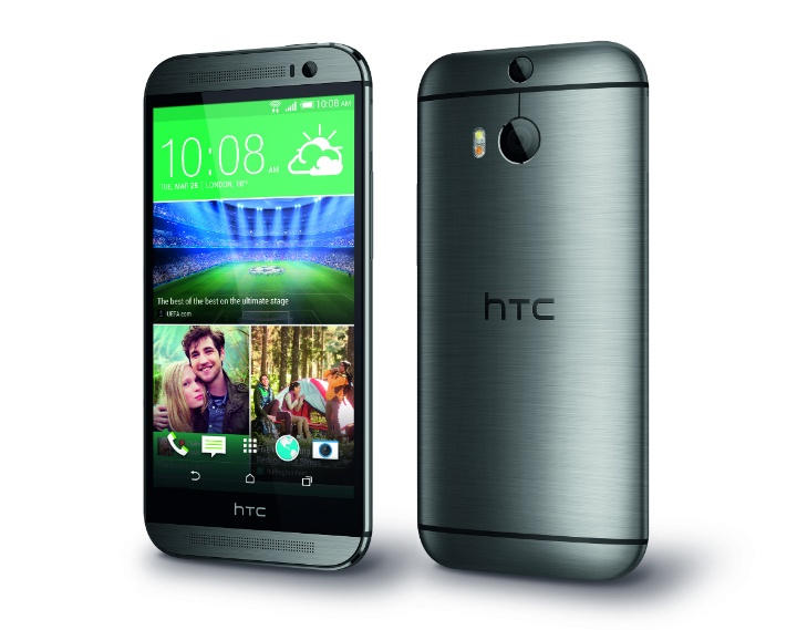 HTC One M8 Gray