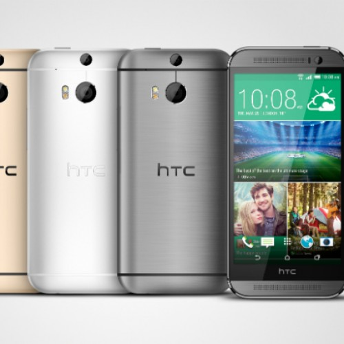 HTC One M8 developer and unlocked models get Android 5.0 update