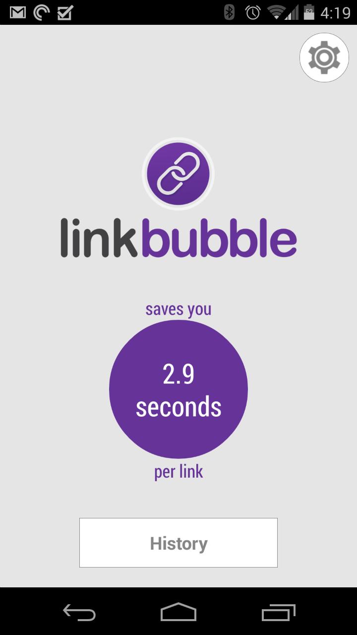 Link Bubble 2