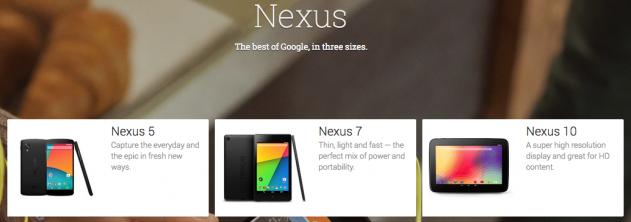 Nexus Family 1