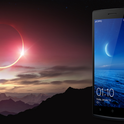 Oppo unveils Find 7, a 5.5-inch Quad HD monster