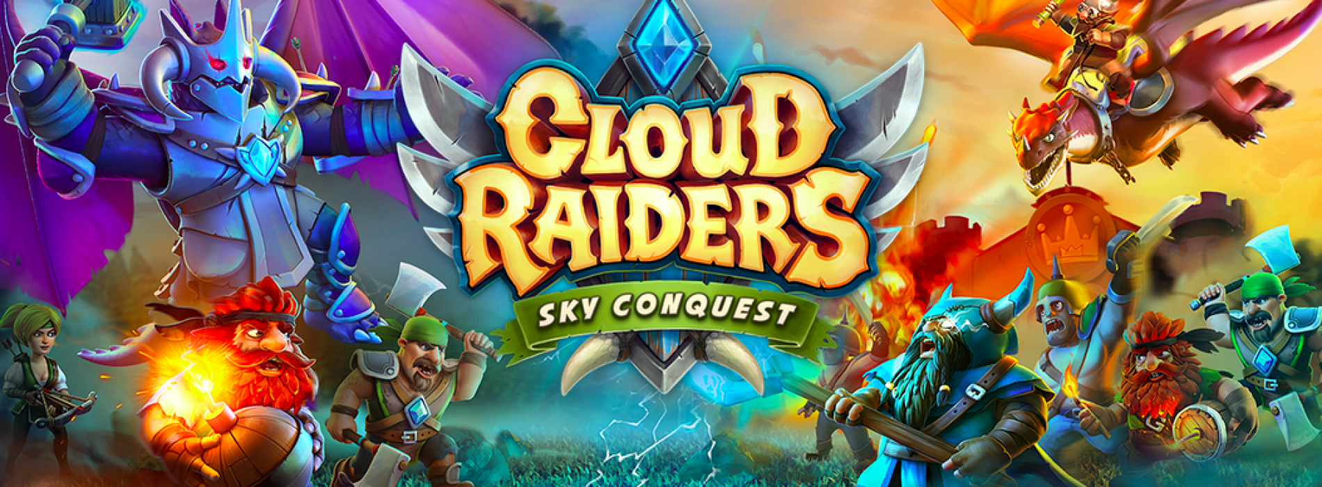 Game Insight's Cloud Raiders Game Review