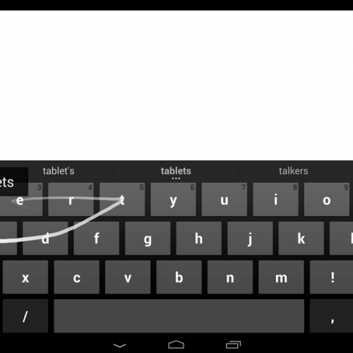Google Keyboard 3.0 released adding personalised word suggestions