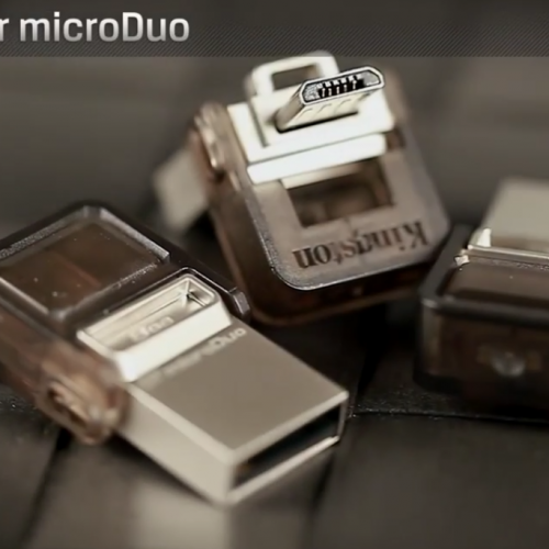 Kingston DataTraveler microDuo answers a desperate need