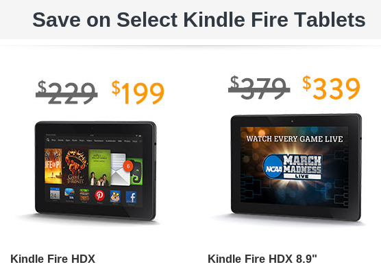 Up to  40 Off Select Kindle Fire Tablets   scott androidguys.com   Android Guys Mail