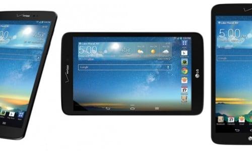 Verizon LG G Pad 8.3 LTE review