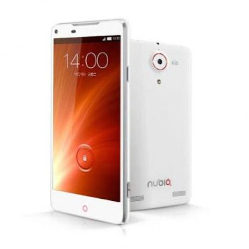 ZTE Nubia X6 introduced for Chinese market