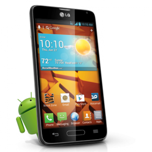 Boost Mobile offering LG Optimus F3