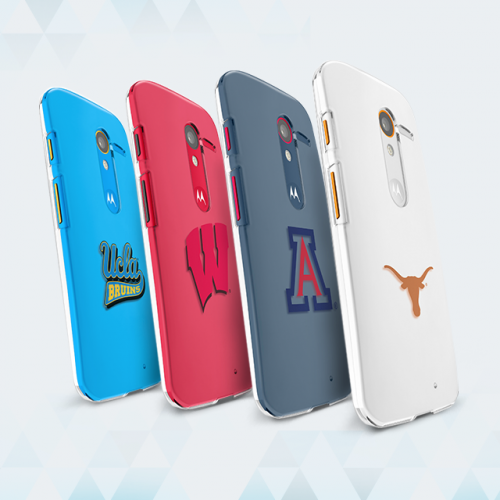 Motorola adds 9 new colors, college options to Moto Maker