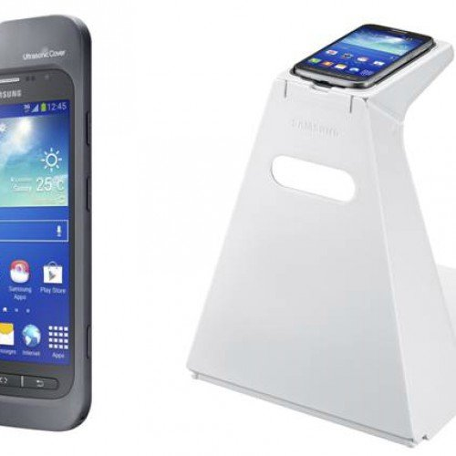 Galaxy Core Advance new accessibility accessories