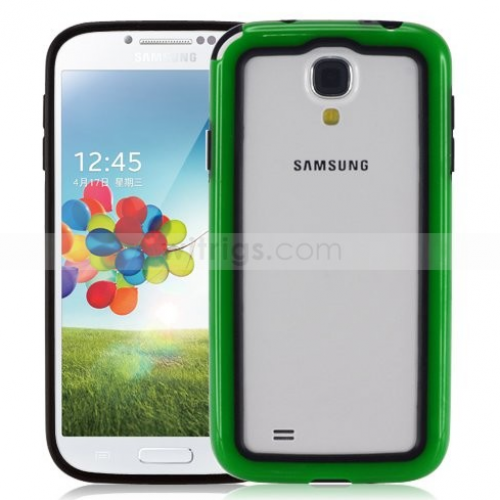 WitRigs Flexible PC/TPU Hybrid Bumper for Galaxy S4 Review