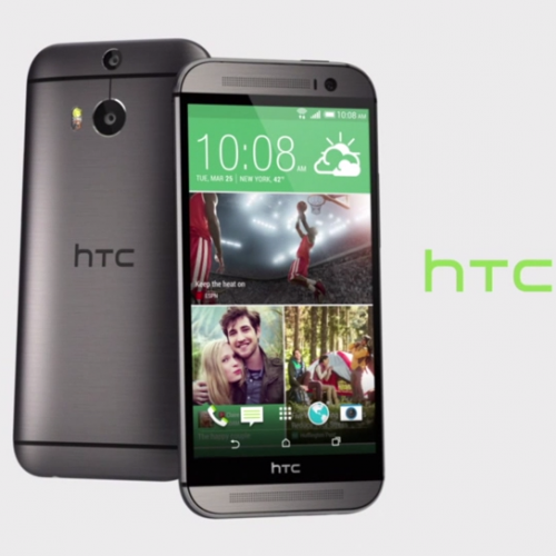The HTC One (M8) officially announced