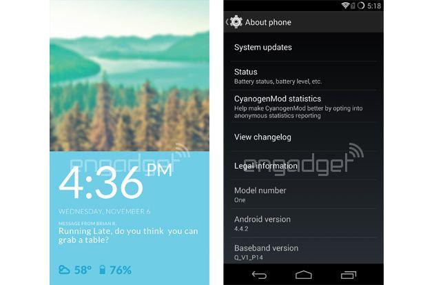 leaked-CyanogenMod-11S-OnePlus-One