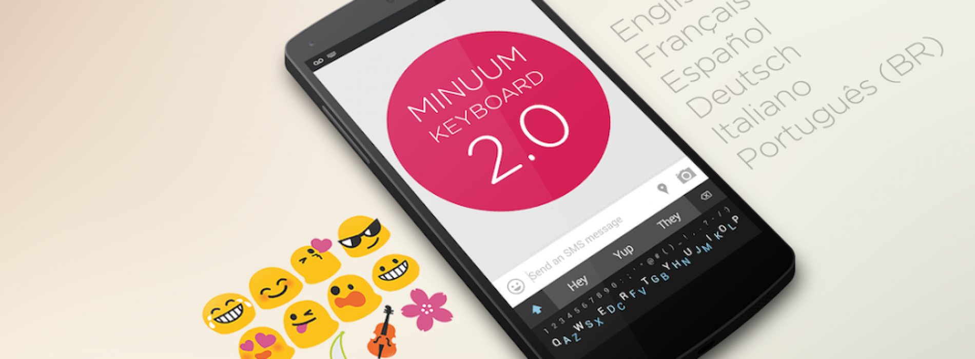 Minuum 2.0 update adds month-long free trial