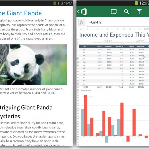 Microsoft sets Office Mobile free on Android
