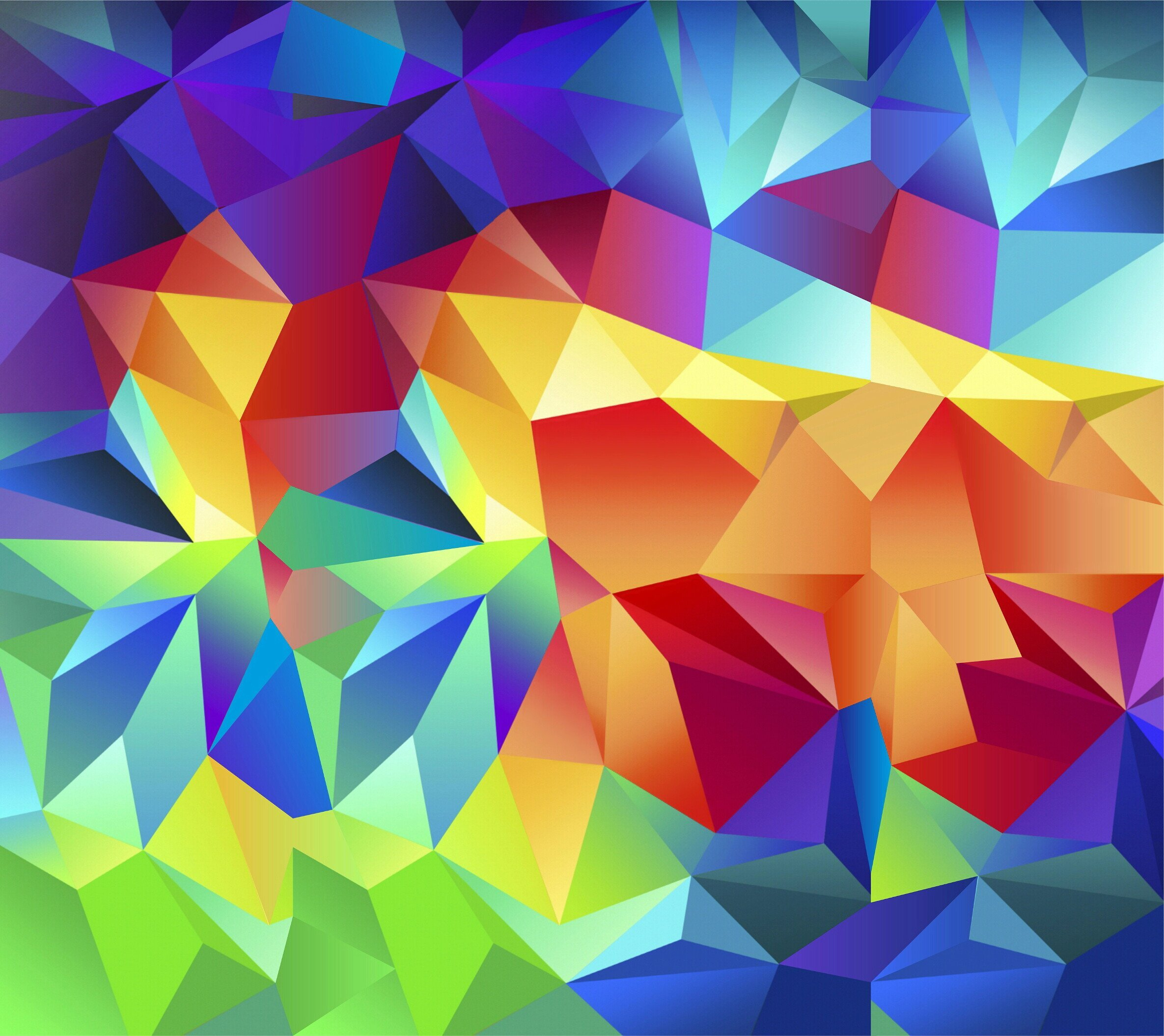 get the samsung galaxy s5 look with these wallpapers | androidguys