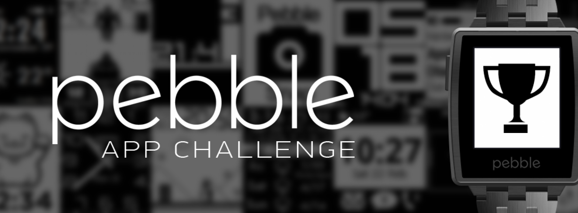 The Pebble App Challenge will reward developers with Pebble Steels and a cash prize