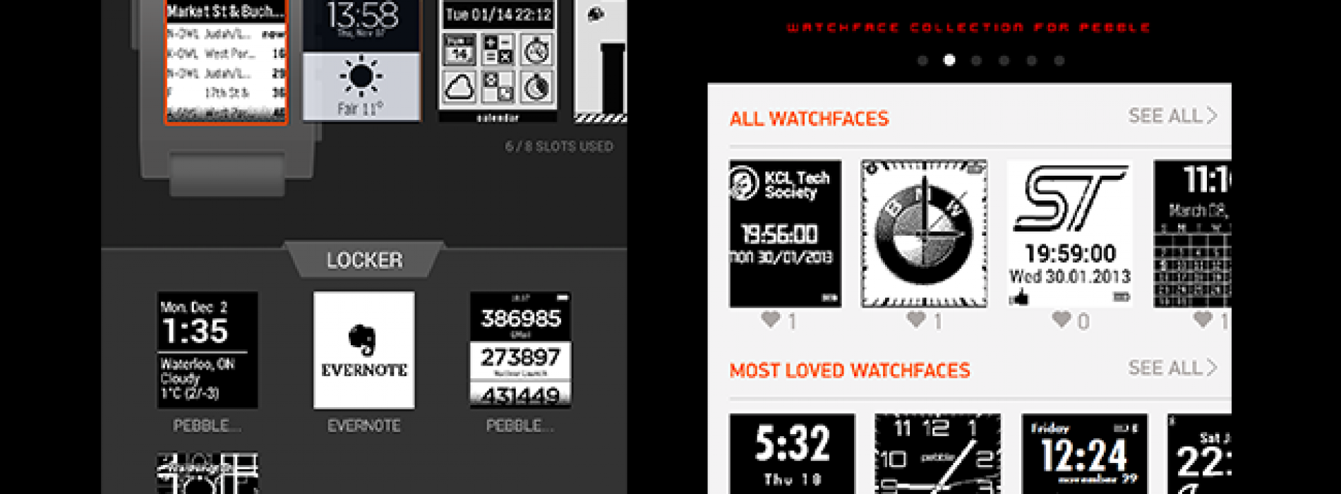 Pebble App Store goes live for Android