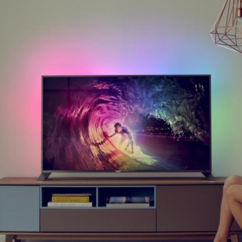 Philips introduces first UHD TV with Android