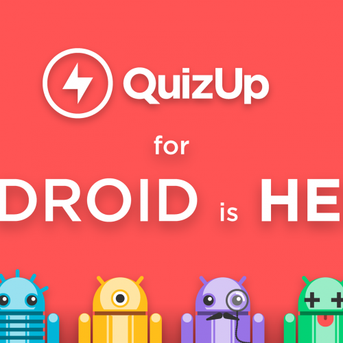 Get a quality head-to-head trivia fix with QuizUp [App of the Day]