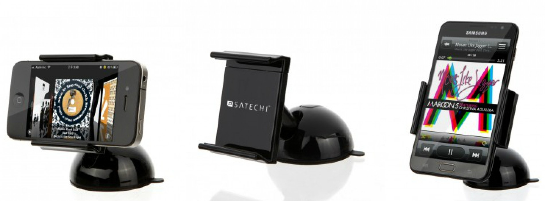 Satechi Universal Smartphone Dashboard Mount review