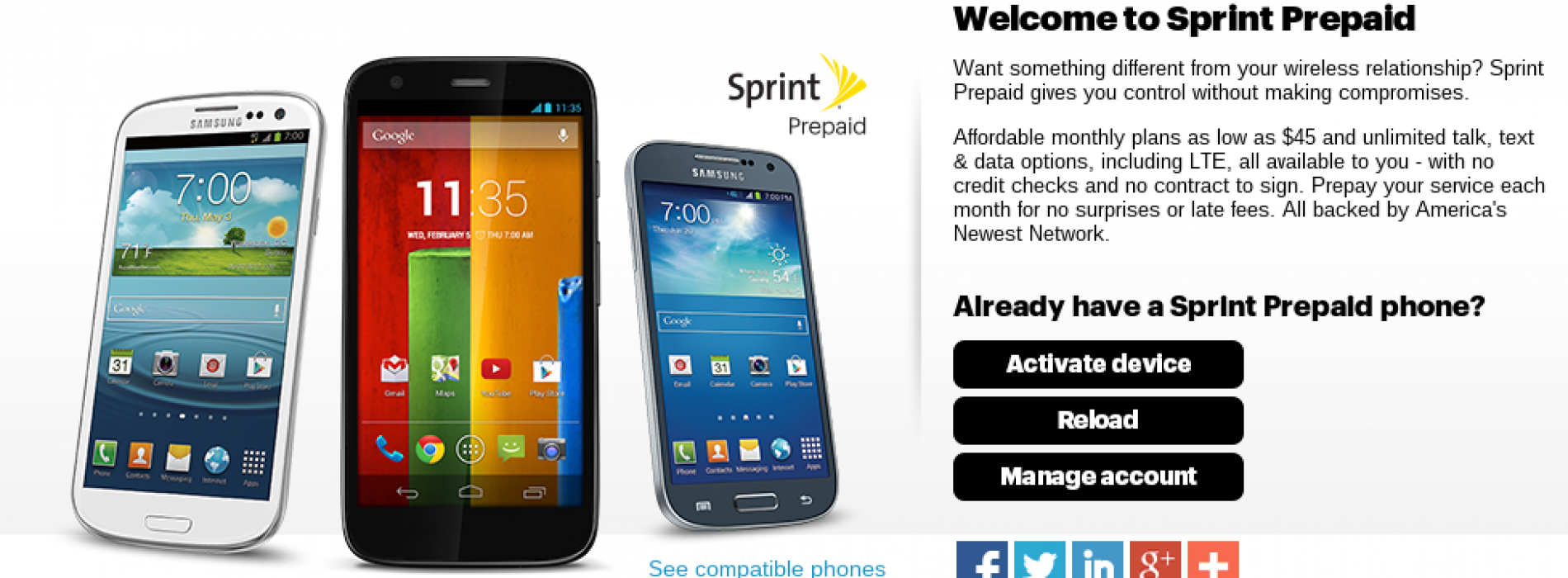 Sprint tweaks prepaid with new plans and devices