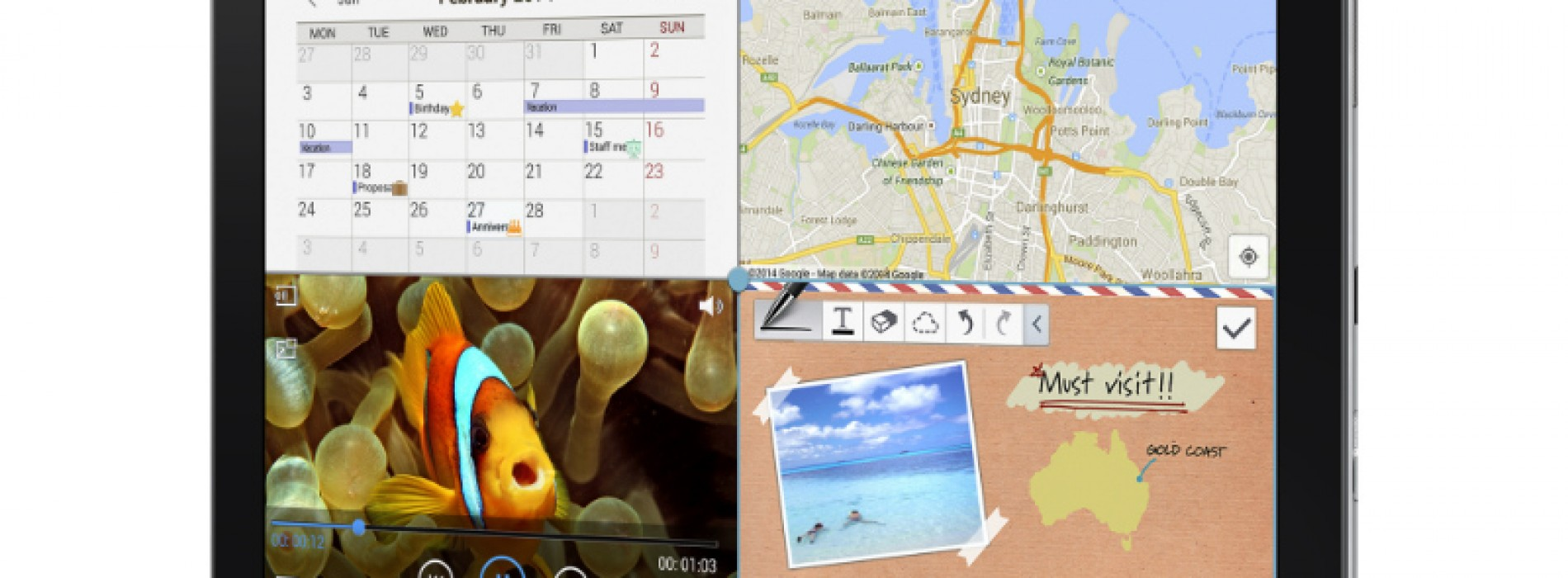 Samsung Galaxy Note Pro 12.2 arrives March 9