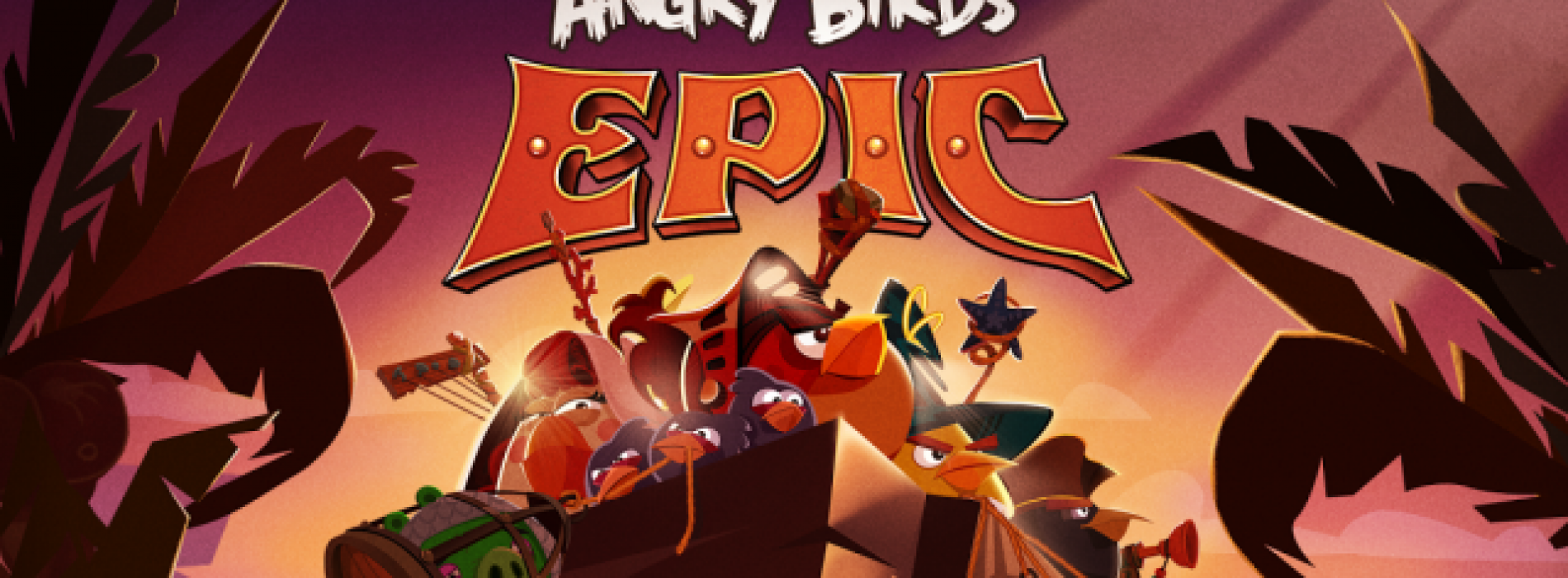 Rovio's next Angry Birds to be a turn-based RPG