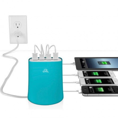 CHIL PowerShare Reactor USB Station review