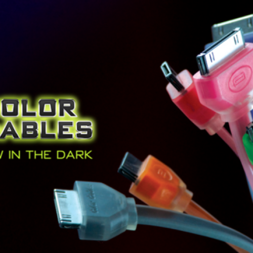 Color Cables Charge and Sync Giveaway