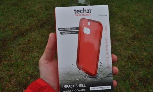 Tech21 Impact Shell: HTC One (M8) Review